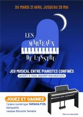Jeu Musical « Les Marteaux de L'Instru »