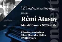 Rémi Atasay - 10 mars 2020